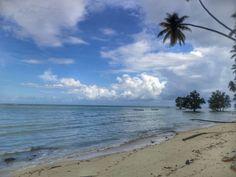 Biduk-Biduk's beach ~~~ @EastBorneo