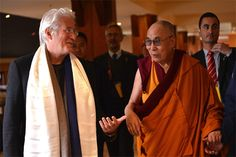 Famous Hollywood Star Richard Gere Blacklisted because of his support of the Dalai Lama