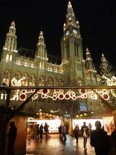 Christmas in Vienna: Christmas Markets