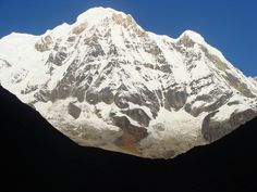 Annapurna is a name of mountain itself has range of mountains on the line in the western region of Nepal, north-west of Kaski District. This is one of the best trekking region of Nepal to see the varieties of culture, flora and fauna and has many mountain around. Annapurna Base Camp is the center of this range which is found after the trek beginning from Pokhara valley toward the hills and terraces field of Modi Khola via Phedi