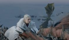 Drogon Game Of Thrones, Game Of Thrones Dragons, Got Dragons, Got Game Of Thrones, Mother Of Dragons, Series Movies, Tv Series, Queen Of Fire, Deanerys Targaryen