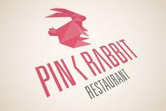 PINK RABBIT by Aleksandra Fijałkowska, via Behance
