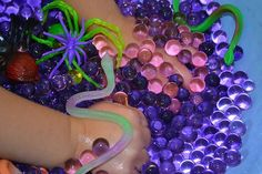 Water Beads. Sensory Weighted Items. Sensory Processing Disorder Parent Support