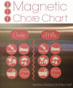 It's summer time and let's face it, Summer can get hard with kids falling out of their routines and habits they created during the school year. This DIY Magnetic Chore Chart is super easy and really effective for kids! First, you'll need your Silhouette Shapes. The cool thing is that with the Designer software, you can purchase shapes and alter them to be exactly what you need. The possibilities are really endless with the Designer Edition software. If you don't have it already, you need to…