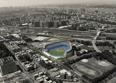 Yankee Stadium, home of the New York Yankees