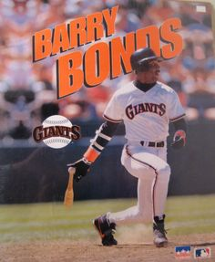 Barry Bonds San Francisco Giants