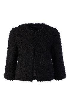 CRÉTON JEANS Lambsy fake fur jakke