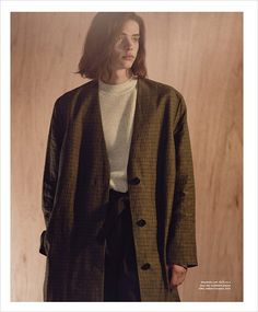 Styles of the Understated: Erin Mommsen Stars in Essential Homme Magazine Pretty Boys, Cute Boys, Erin Mommsen, Estilo Indie, Boys Long Hairstyles, Androgynous Fashion, Perfect Boy, Suits For Women, Beauty Women