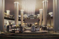 Sheraton Grande Walkerhill Restaurants   BLINK – Asia–born, Internationally Acclaimed Hotel and Resort Designers