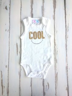 Cool Bodysuit, Baby Boys Bodysuit, Funny Bodysuit, Boys Bodysuit 9 Months, Funny Onesie, Cool Boys Bodysuit by PinkAndBlueSugar on Etsy
