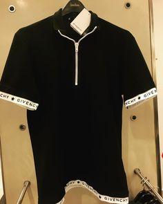 The Art of Style #Givenchy turns a #shirt into #masterpieces #mensfashion #HoustonGalleria #iworkatnm #Houston