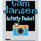 This all encompassing 50 page packet can be used with any Cam Jansen book. The printable packet includes comprehension, vocabulary, word work, crea...