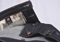 Selvedge Denim - Made in USA - $125 Great pair of jeans and made in USA