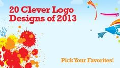 20 Clever Logo Designs of 2013