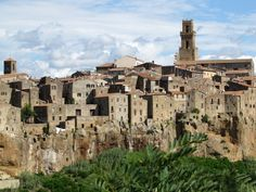 Pitigliano, Olaszországl