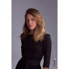 StudioAnna  -  Clarisse  #woman #portrait #beauty #nikon #studioanna_paris #studioshooting #art #blond #dress #model