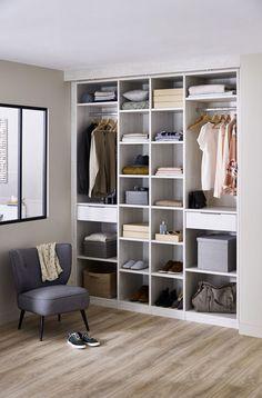 200 idees de un dressing bien organise