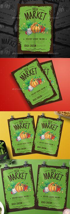 Fresh Market Flyer