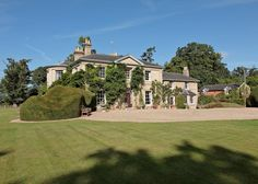 Ackworth House at East Bergholt