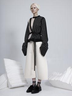 Ethan Hon AW16 collection - Womenswear - Minimal - Japanese Inspiration 1