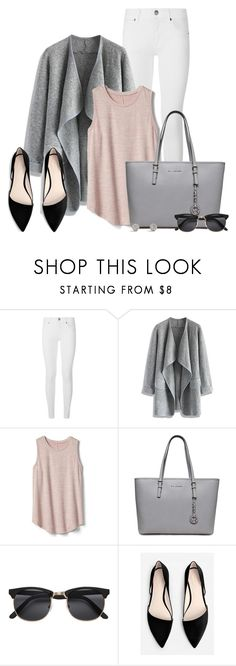 """""""Business Casual"""" by kingsamuel ❤ liked on Polyvore featuring Burberry, Chicwish, Gap, H&M and MANGO"""