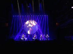 Brit Floyd at Symphony Hall, Birmingham.