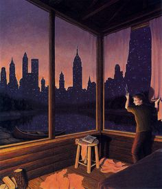 Rob Gonsalves Change of Scenery