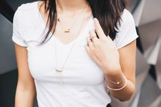 Necklace collection from YVMIN
