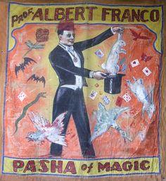 Banner by Millard and Bulsterbaum