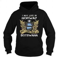 Botswana-Norway - #tee #pullover hoodies. GET YOURS => https://www.sunfrog.com/LifeStyle/Botswana-Norway-Black-Hoodie.html?id=60505
