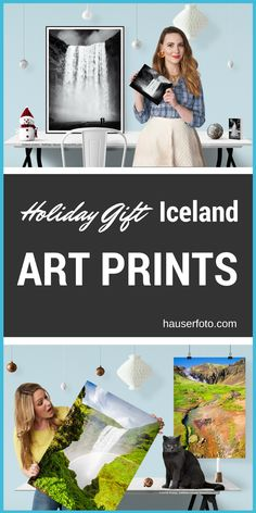 Iceland Fine Art Prints are a great gift for every landscape and nature lover. Click through and enjoy our Gallery with more than 200 photos in color and black and white. 30 days money back guarantee on every purchase. Matthias Hauser Photography - Art for your Home Decor and Interior Design needs.