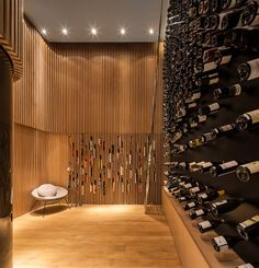 Mistral - Loja de vinhos - JK Iguatemi, SP / Arthur Casas