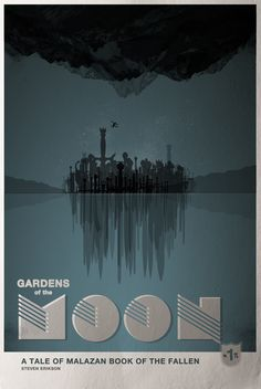 Gardens of the Moon - Malazan Design by Leonard Savage http://leonardsavage.files.wordpress.com/2011/05/gardens-lr1.jpg