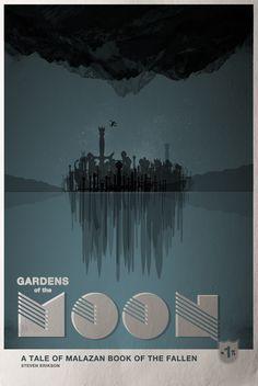 Gardens of the Moon - Malazan Design by Leonard Savage http://leonardsavage.files.wordpress.com/2011/05/gardens-lr1.jpg