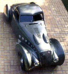 Peugeot 402 Darl'Mat Coupe - 1938 [ Pourtout ]