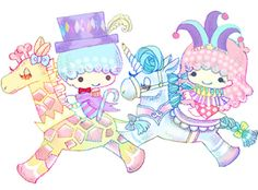 【2014】★ #Econeco #LittleTwinStars
