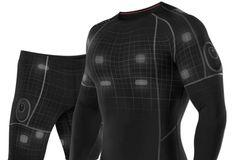 Athos biométrico, línea de ropa – tecnología usable para Fitness Tuvie | http://www.tuvie.com