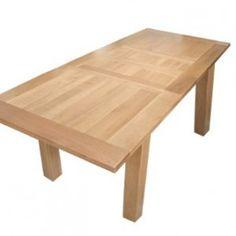 Shankar-Enterprises-Oaken-2-Leaf-Extending-Dining-Table-with-Natural-Laqcuer-78-x-150-210-x-90-cm-Solid-Oak-0