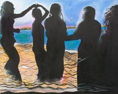 Painting, Art, Art Therapy, Art Gallery, Dance, Idea Paint, Artworks, Watercolor, Art Production
