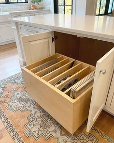 Kitchen organization ideas #kitchendesign #kitchenideas #kitchenideasfarmhouse #kitchencabinets #kitchenorganization