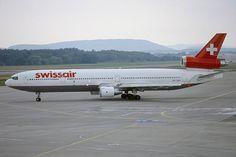 Swiss Air, DC-10