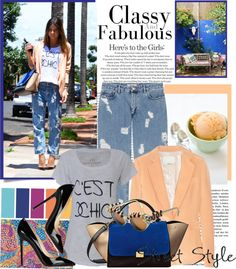 """""""Styles on Streets"""" by lidia-solymosi on Polyvore"""