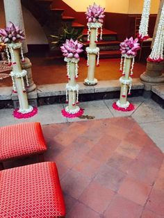 The most awaited wedding season 2019 Classic Floral Decor for Weddings by Wedding Planners The post The most awaited wedding season 2019 appeared first on Floral Decor. Marriage Decoration, Wedding Stage Decorations, Diwali Decorations, Festival Decorations, Flower Decorations, Wedding Mandap, Telugu Wedding, Art Deco Wedding, Rustic Wedding