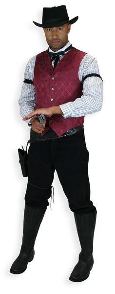 Quality Western Wear for Men and Women  sc 1 st  Pinterest & Wild West Bartender - Adult Western Costume | Pinterest | Western ...