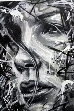 David Walker. An Urban Art District favorite! www.UrbanArtDistrict.com www.fb.com/UrbanArtDistrict