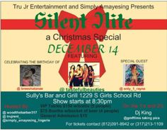 Tasteful Beauties performing at Sullys 12/14/13