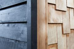 Garden shed | Timber cladding | Timber weatherboarding | Cedar shingle cladding | Outbuilding | Room in the garden | Brighton Architects