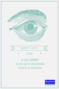 #SMSF Fact #14: How often is a new SMSF established in Australia?