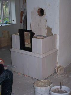 Stove Paint, Tiny Houses, Painting, Home Decor, Custom Cars, House, Small Homes, Decoration Home, Room Decor
