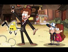 GF - Welcome to Gravity Falls, kids! by TigerBlack62.deviantart.com on @DeviantArt